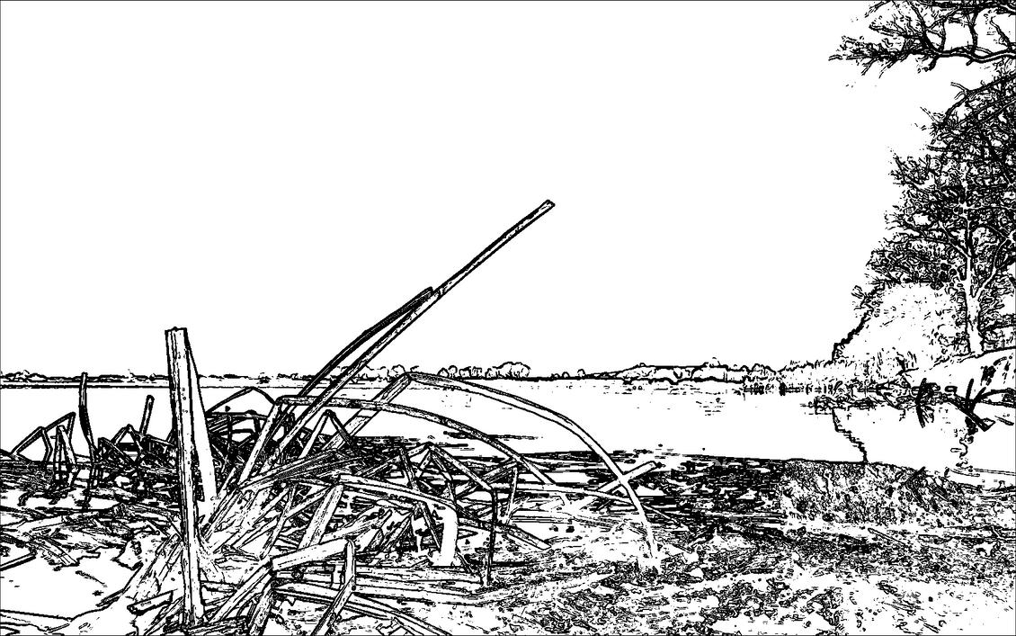 Jezioro / Lake by LisekLucek