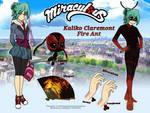 [ML OC] Kaliko Claremont- Character Intro