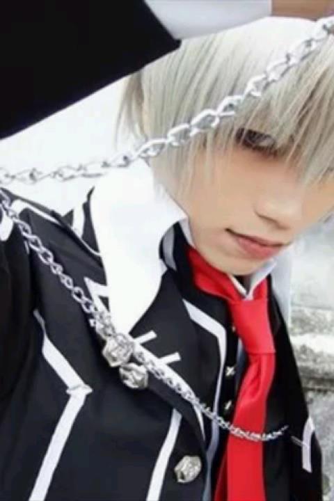 Zero Kiryu From Vampire Knight Me What Do You Think Hehe