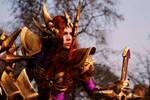 Leona (cosplay)