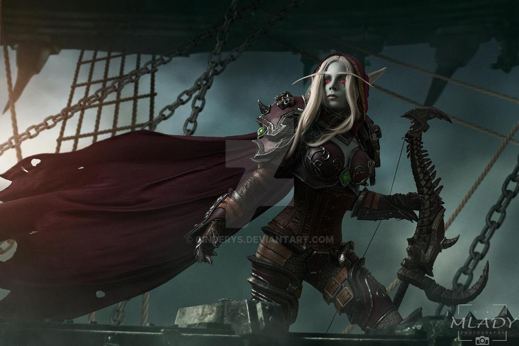 sylvanas windrunner legion wallpaper - photo #12