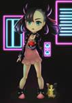 Marnie by LumiNaru