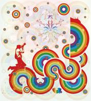 rainbow by OptiMissty