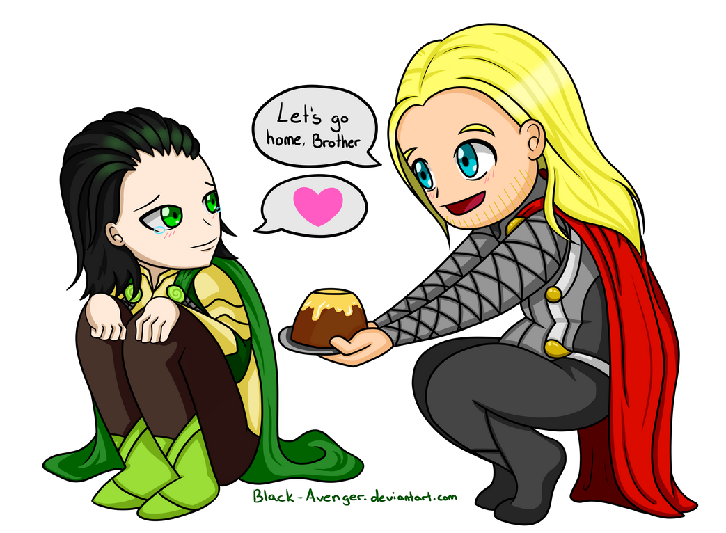 The gallery for --> Chibi Thor