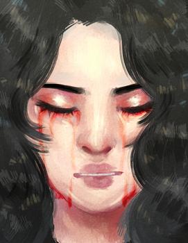 Digital | Crying ketchup