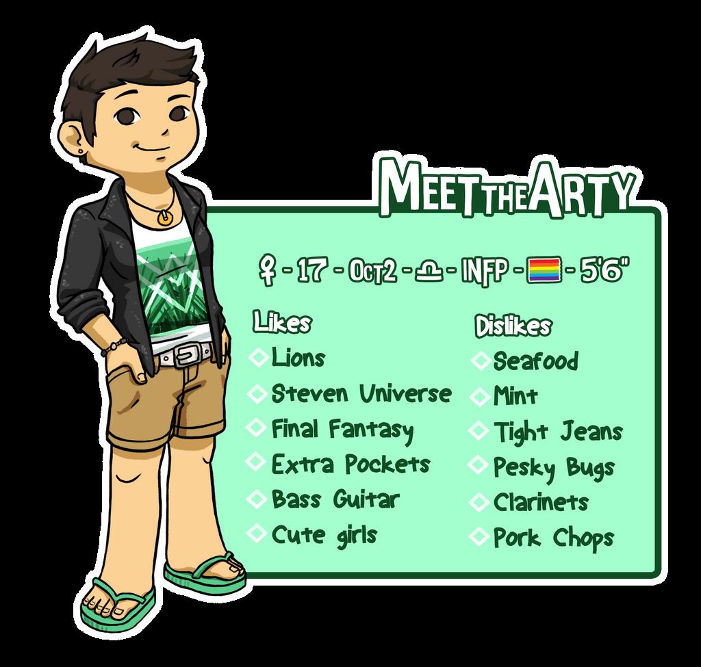 ArtyyTart's Profile Picture
