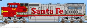 Santa Fe 800