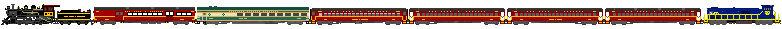 New Hope Railroad North Wales 150th