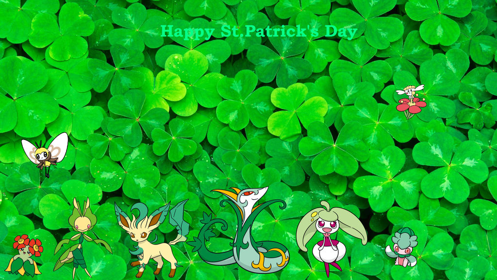 Happy Stpatricks Day Wallpaper By Cutiercosita On Deviantart