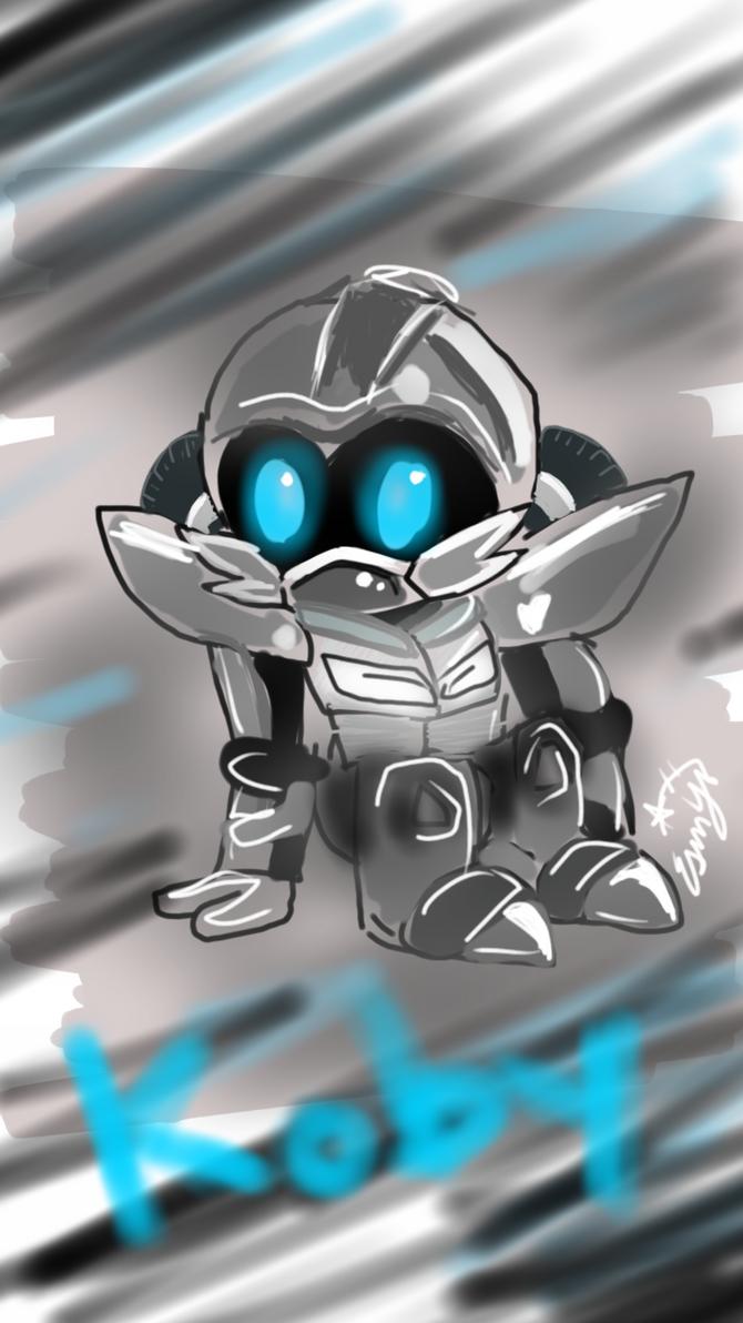 koby my little Transformer by Esmy-cinnamonroll