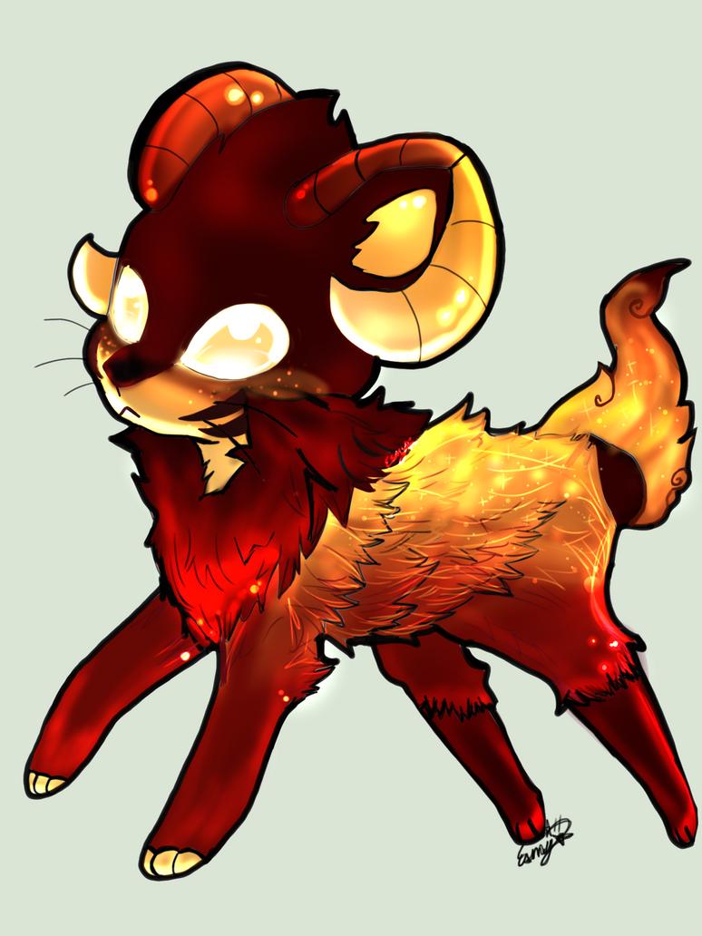 Hell's Spark chibi by Esmy-cinnamonroll