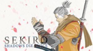 Sekiro Shadow Die Twices Fan Art