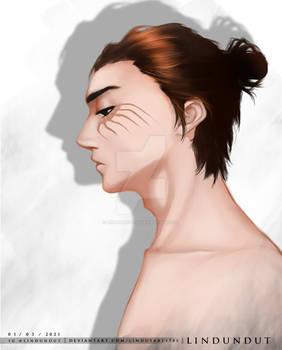Eren Jaeger (Digi Paint)