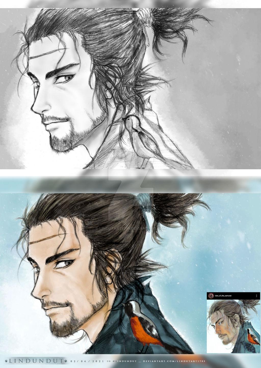 Musashi Miyamoto - Vagabond