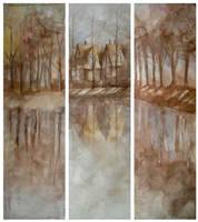 triptych by czochanska