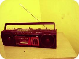 radio. by charliddle