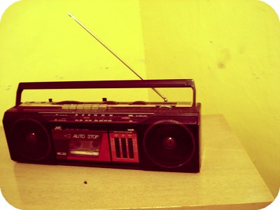 radio. by charliddle