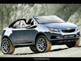 Chevrolet Cruz Buggy by Tino-artS