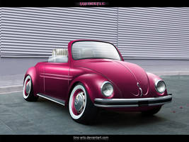 Barbie Beetle by Tino-artS