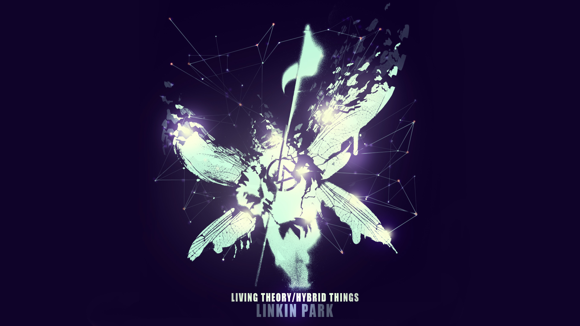 Linkin Park Living Theory Hybrid Things By Tino Arts On