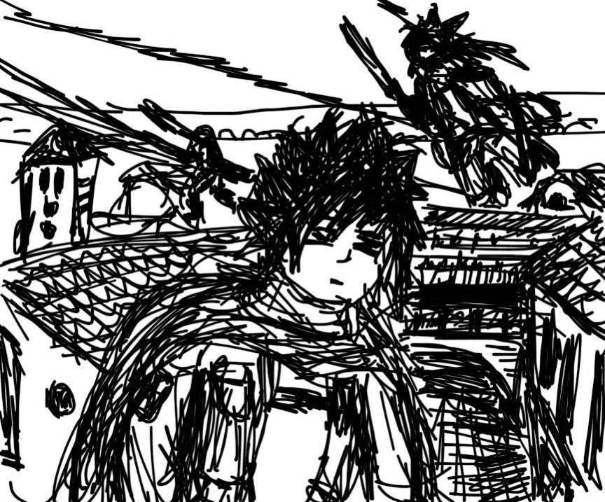 Shingeki no Kyojin by lagunDash