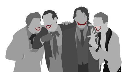 Movie jokers by NRjin