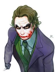 TDK Joker by NRjin