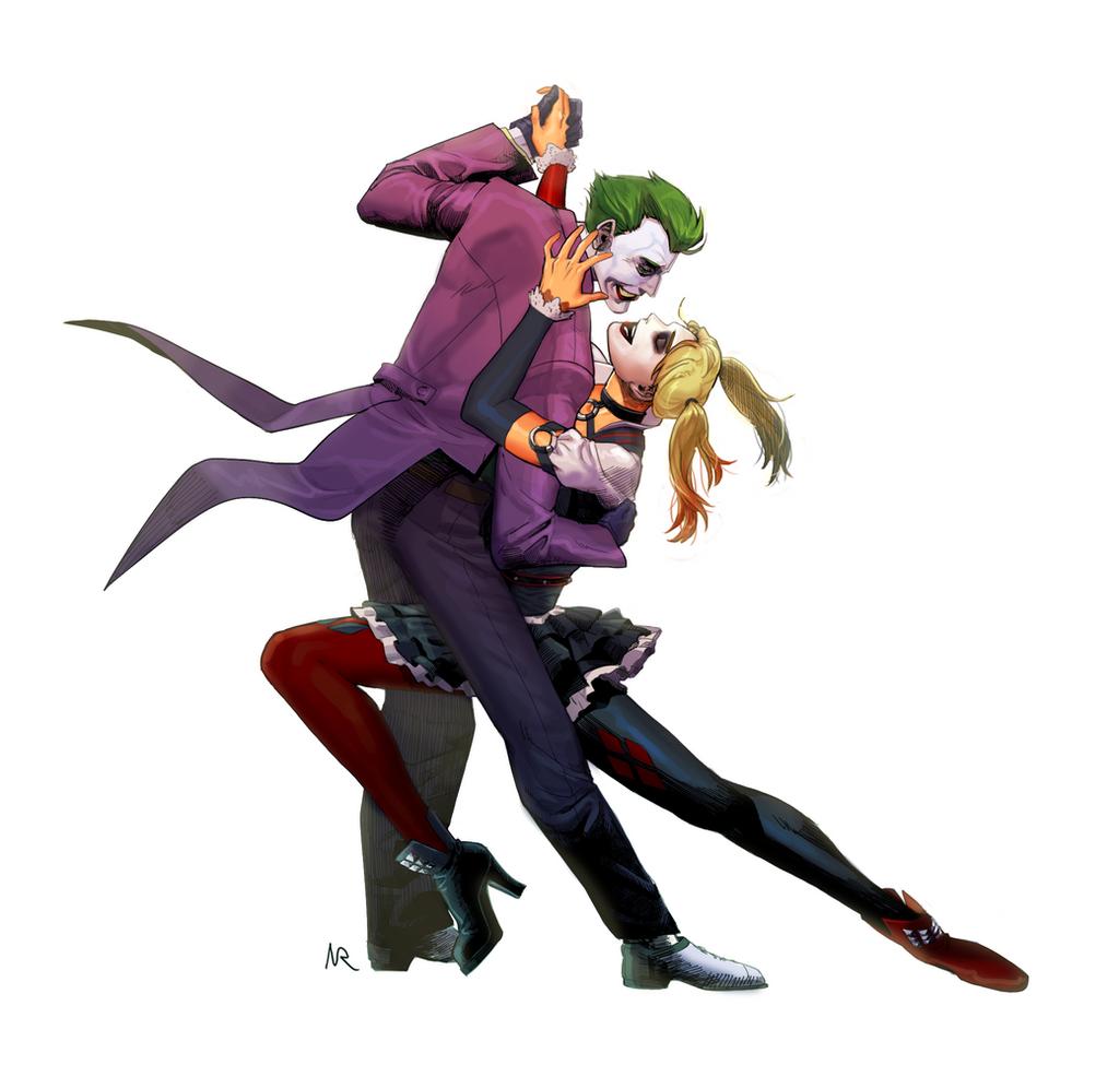 JokerHarley by NRjin