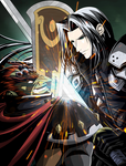 Sephiroth vs ganondorf