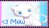 Love Mew Stamp by Syiren