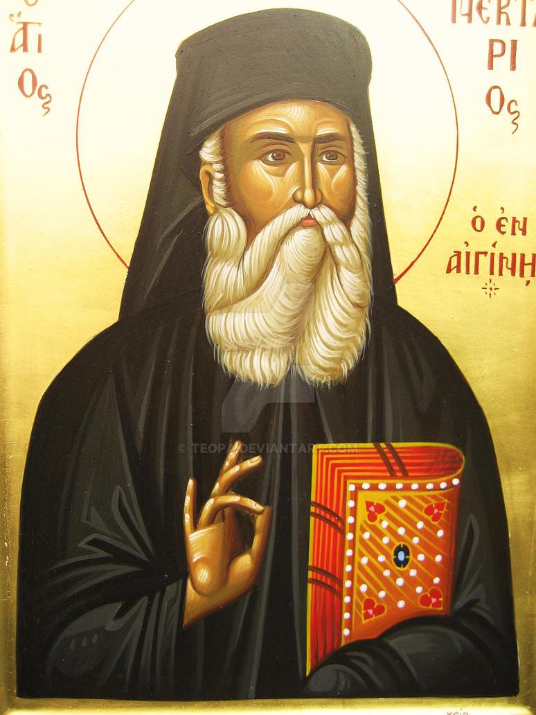 St..Nektarios by teopa
