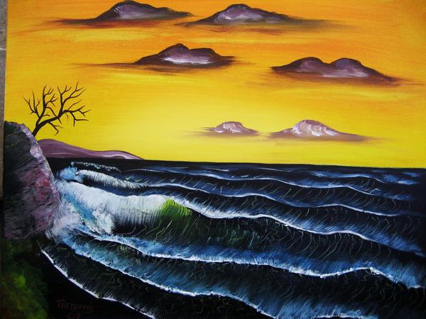 Black sea. by teopa
