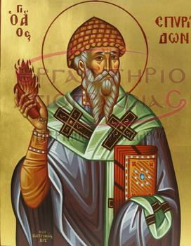 Saint Spyridonas