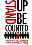 Stand Up, Be Counted