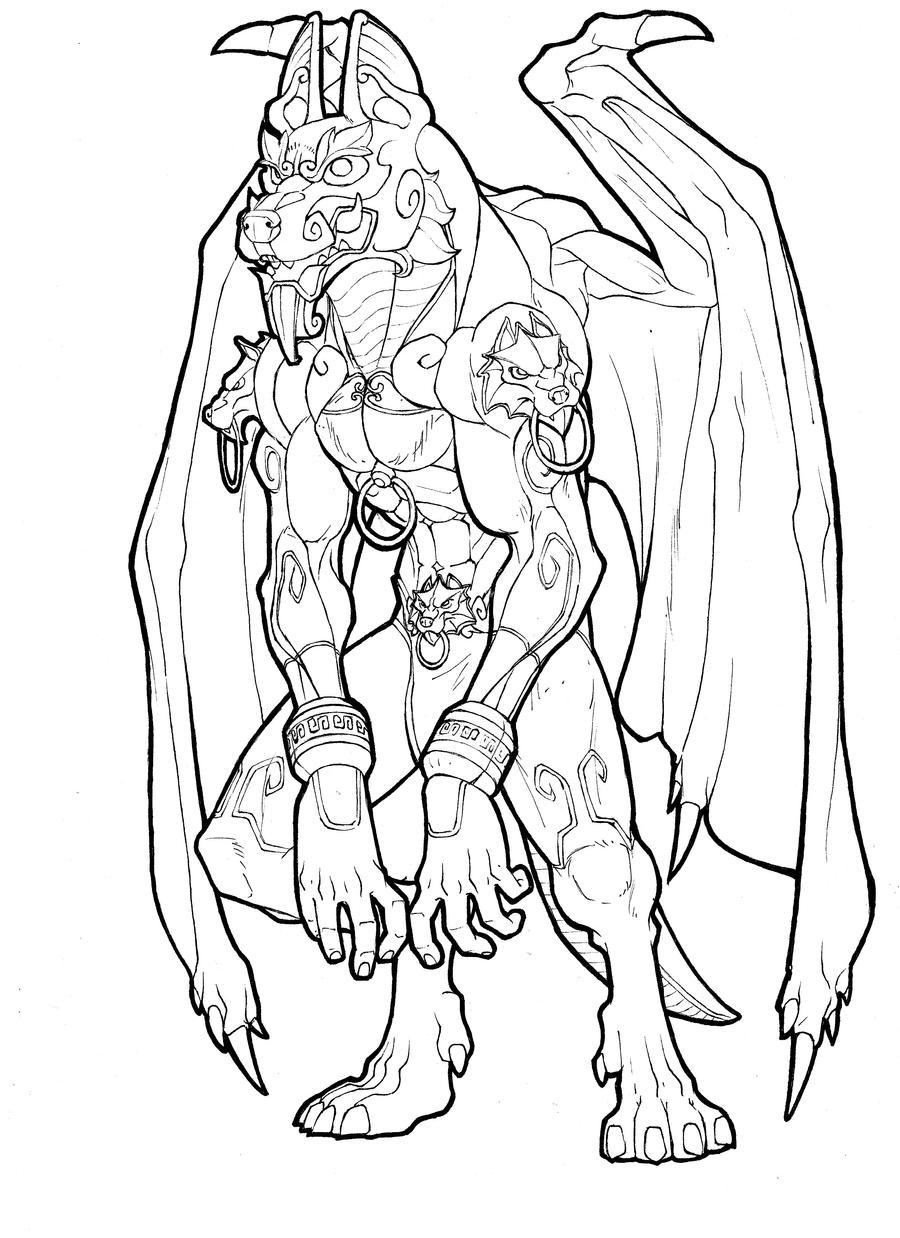 vampiro hombre lobo by RickLee on DeviantArt