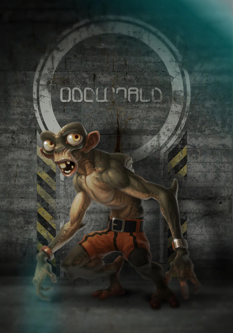 Oddworld by Rick-Lee