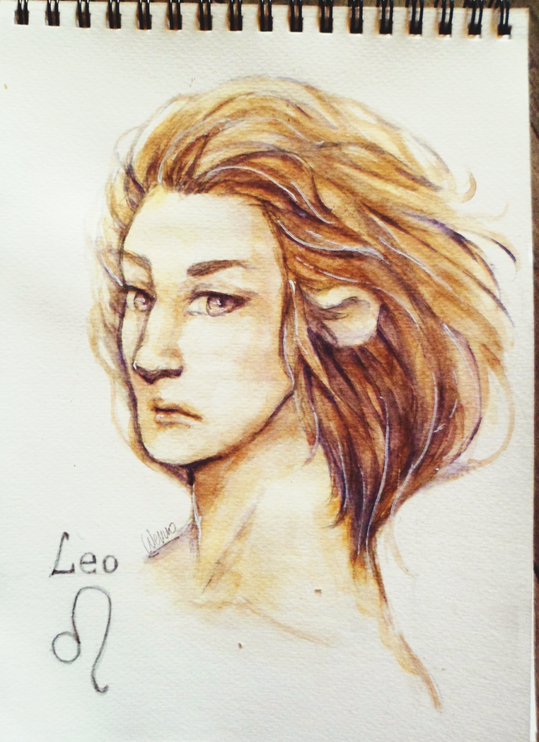 Leo by Wernope