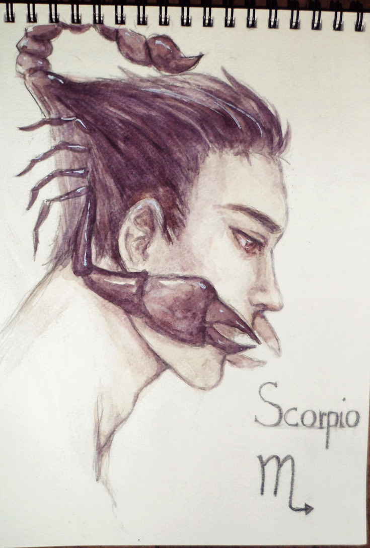Scorpio by Wernope