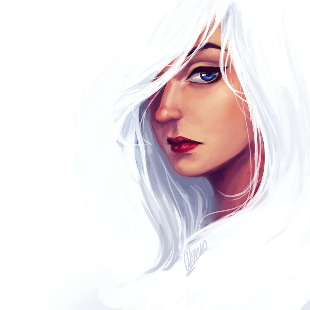 Whiteness by WernoZaur