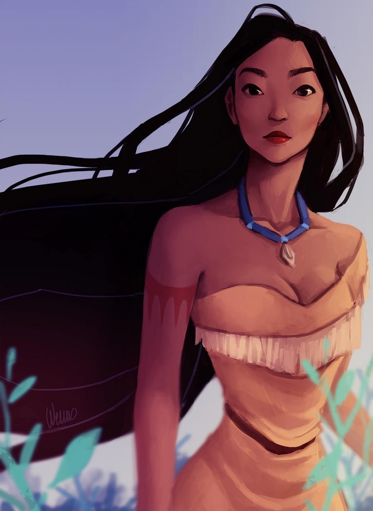 Pocahontas Fuck 11