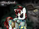 Fallout Equestria PH: Blackjack and The Dealer