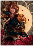 Queen Of Thorns by LainValentine