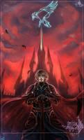 The Crimson Raven