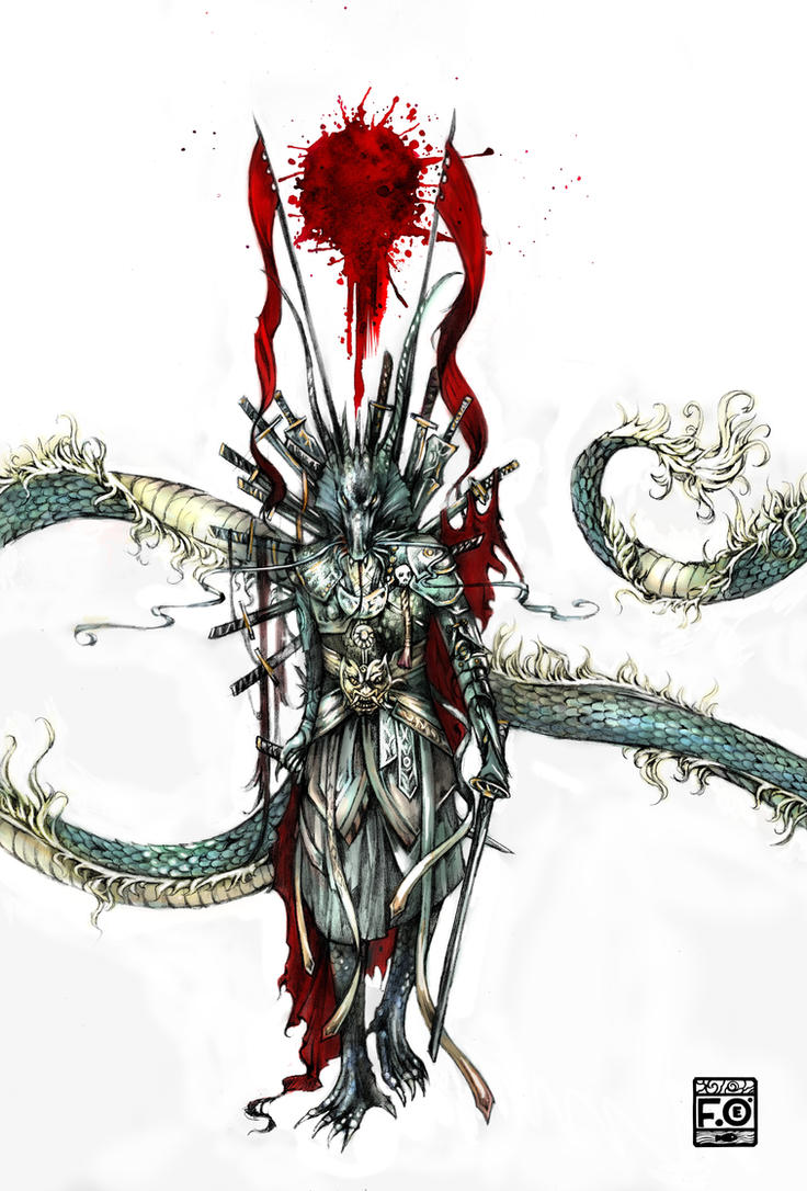 Sword And Dragon Tattoo Designs