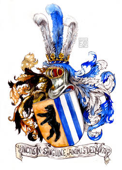 Coat of Arms commission - 03