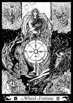Major Arcana 10 : The Wheel of Fortune