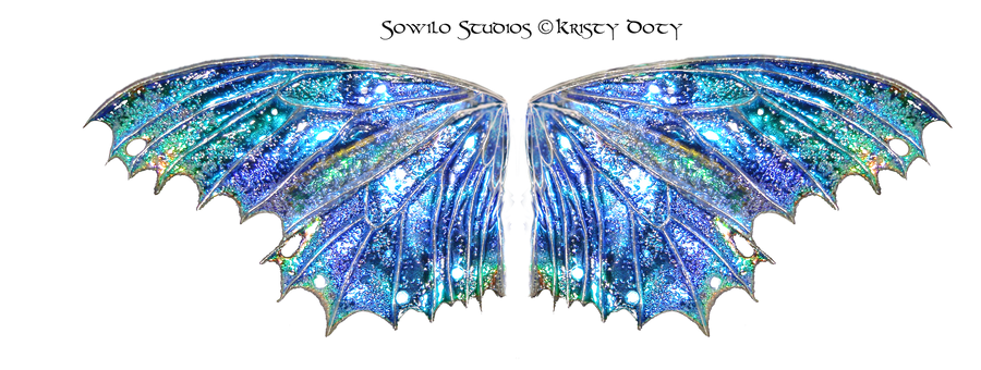 stock Faery wings by S0WIL0
