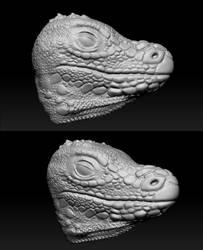 Iguana by LoliDSoliD