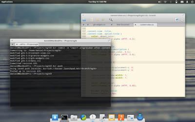 My Desktop by DanRabbit