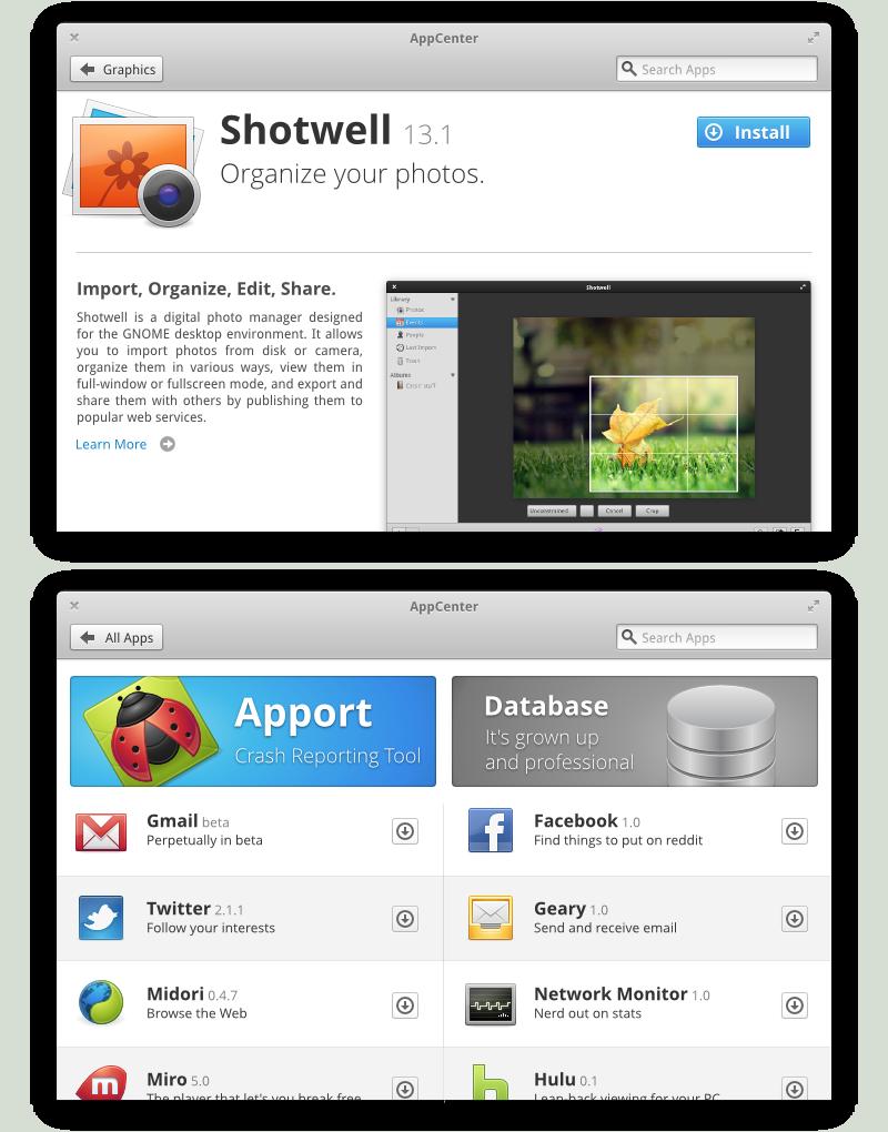 AppCenter by DanRabbit